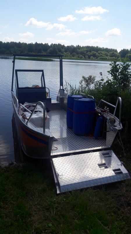 ДМБ Лодки